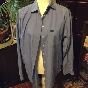 Faconnable men's dress shirt size M